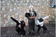 Pokaz cosplay Vogue Travel
